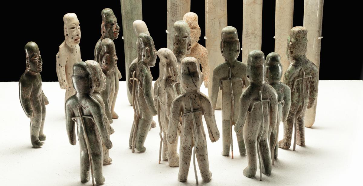 ©Secretaría de Cultura. INAH. MEX-CANON. Archivo Digital de las Colecciones del Museo Nacional de Antropología