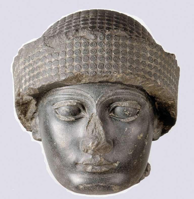 Head of Prince Gudea